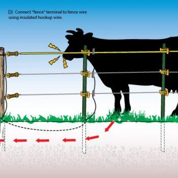 Cum Functioneaza un Gard Electric