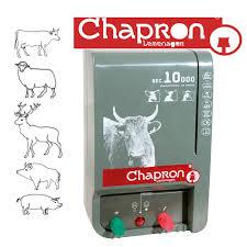 SEC 10000 Aparat Chapron de gard electric pentru animale domestice si salbatice , 220V