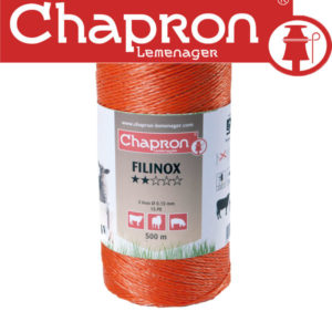 Fir cu 3 lite animale domestice, 500 m, Chapron