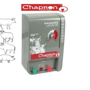 HYBRIDE H32 Aparat Chapron de gard pentru animale domestice si salbatice, 3.2J 12V/220V