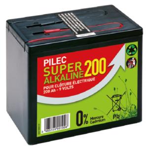 Baterie electrica 9 volti 200 Ah pentru aparate portabile