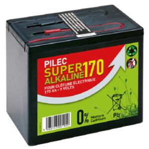 Baterie electrica 9 v 170 Ah pentru aparate de gard electric portabile