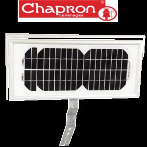 Panou solar 10W cu suport pentru garduri electrice solare