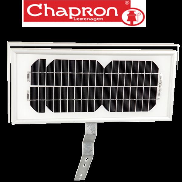 Panou solar 5W cu suport pentru garduri electrice solare