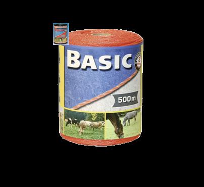 Fir Basic 500M Chapron, fir cu insertie de lita de otel