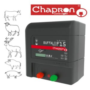 Aparat gard electric Buffalo F15, 15J Chapron Lemenager