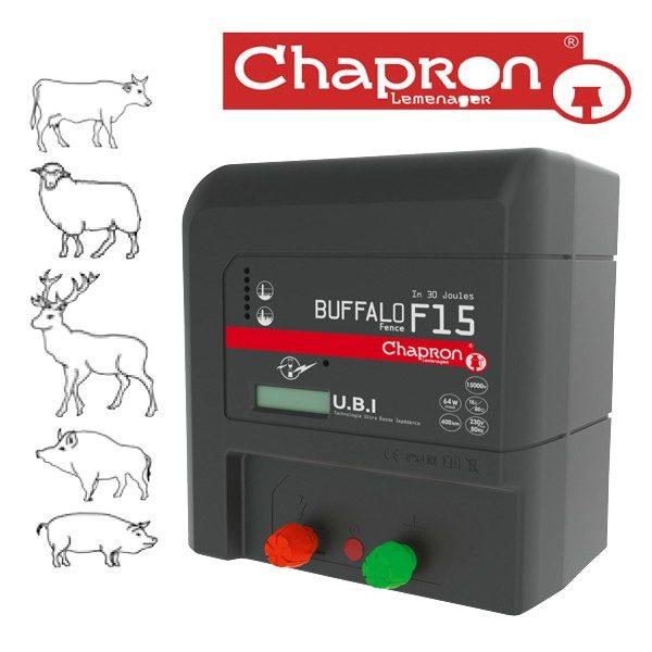 BUFFALO F15 Aparat Chapron de gard electric , 15J